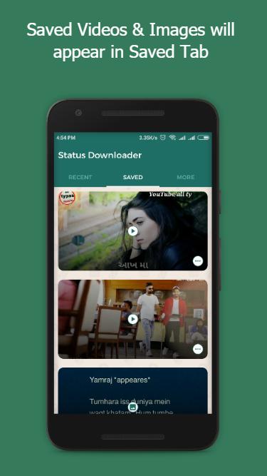 Status Downloader and Saver