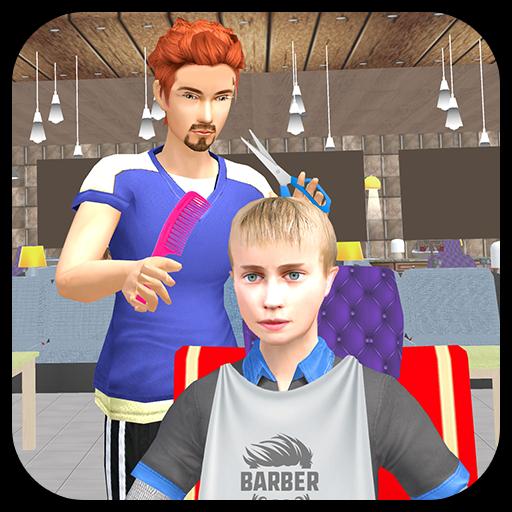Virtual Barber Shop Simulator