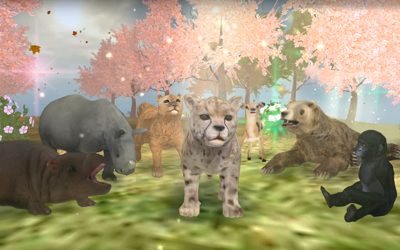 Wild Animals Online(WAO)