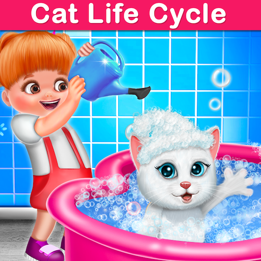 Cat's Life Cycle Game