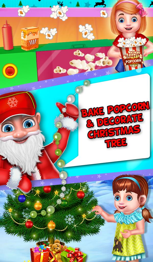 Christmas Slacking 2018 & Christmas Fun Fair Party