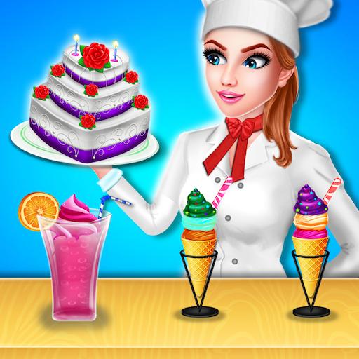Donut Cooking Games - Dessert Shop