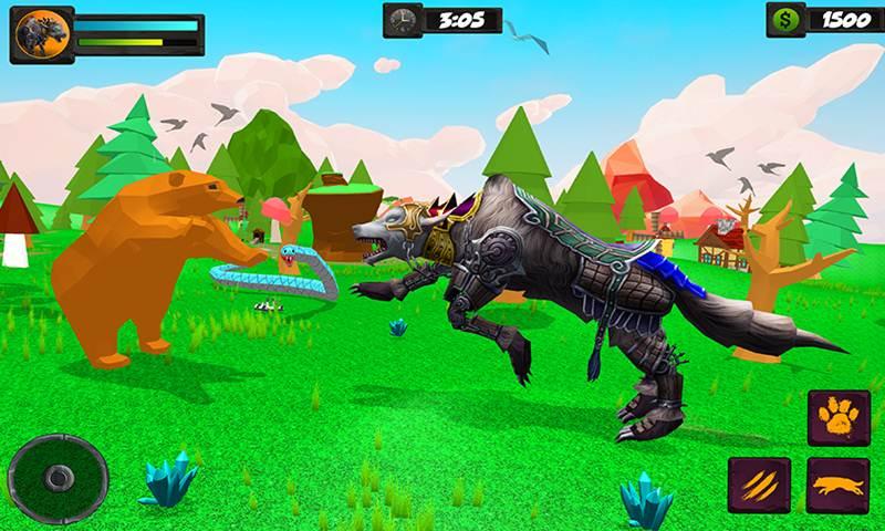 Fantasy Beast Family Simulator