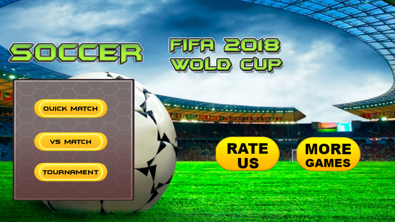 Head Soccer 2018 World Cup Football