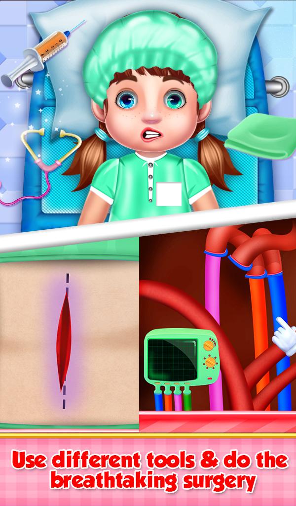 Heart Nose Eye Ear Surgery Hospital