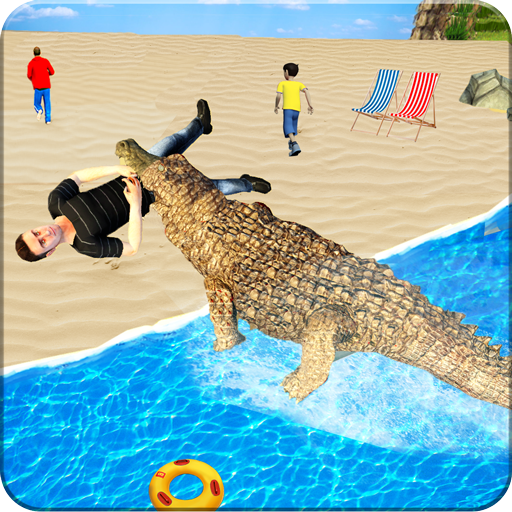 Hungry Crocodile Simulator Attack