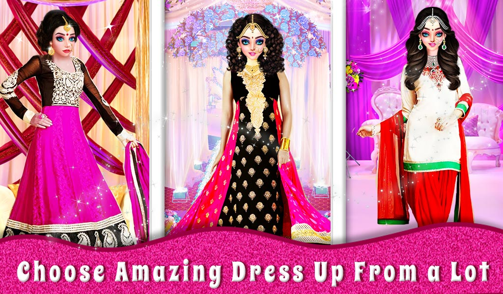 Indian Designer Dresses Fashion Salon For Wedding