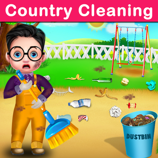 Keep Your House & City Clean Girls Home Cleanup