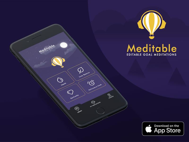 Meditable App