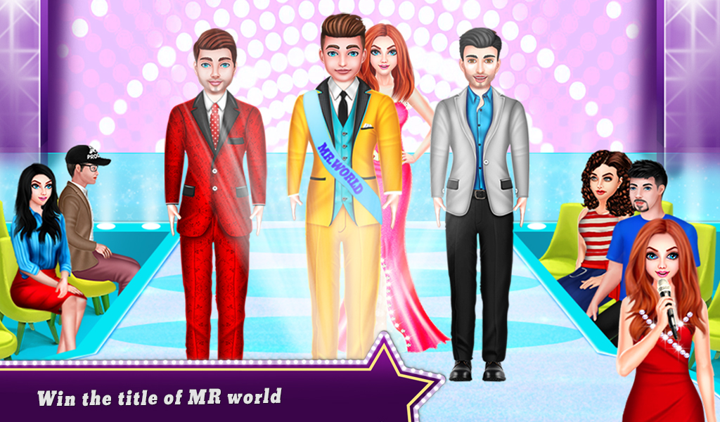 Mr World Competition : Mr International Contest