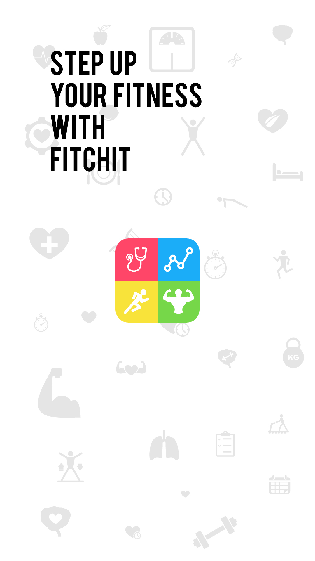 FitChit - Health & Fitness tracker