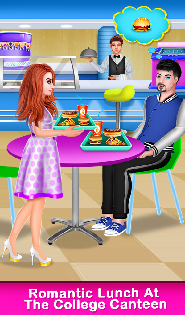 My First Love Kiss Story - Cute Love Affair Game