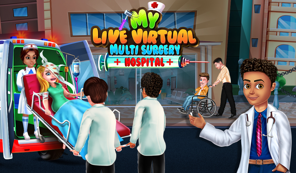 My Live Virtual Multi Surgery Hospital Game