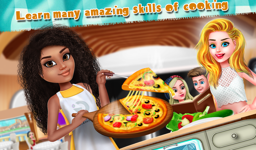 My Rising Chef Star Live Virtual Restaurant