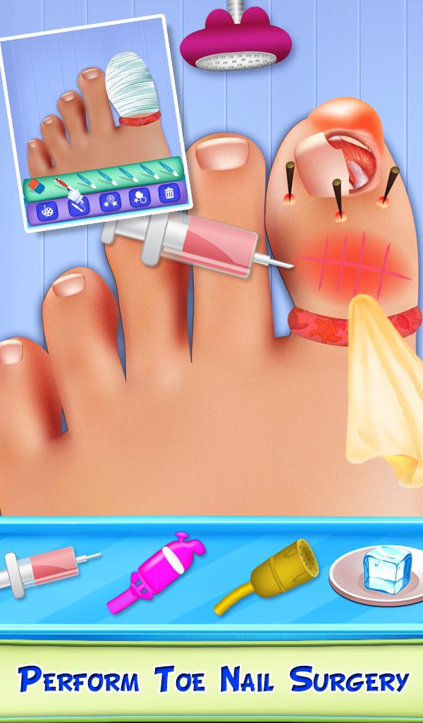 Nail, Hand, Leg & Knee Multi Surgery Hospital