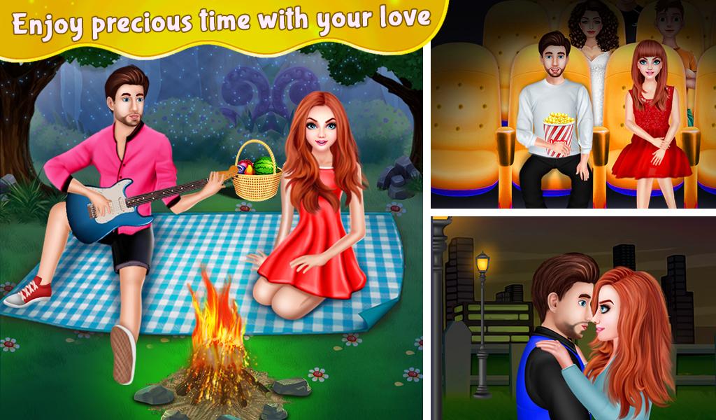 Nerdy Boy's First Love Story