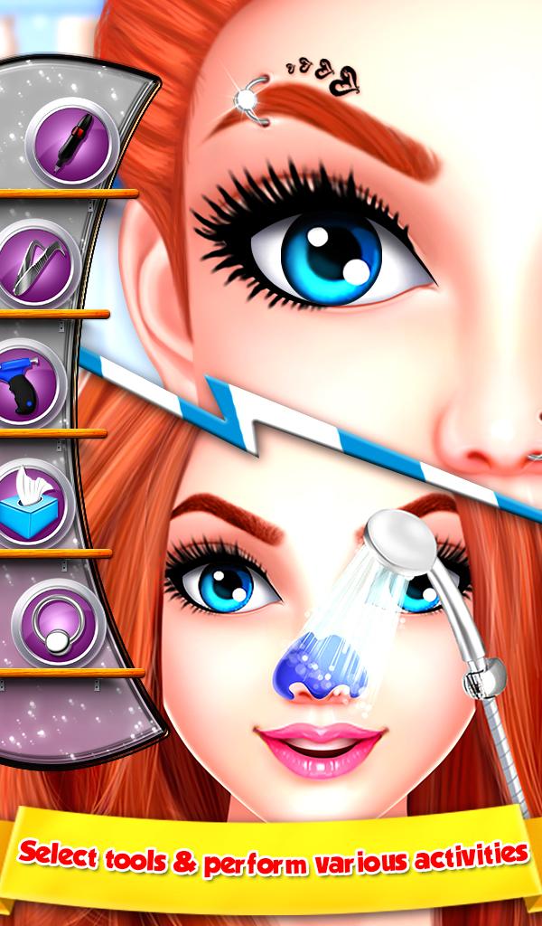 Princess Piercing Artist Salon