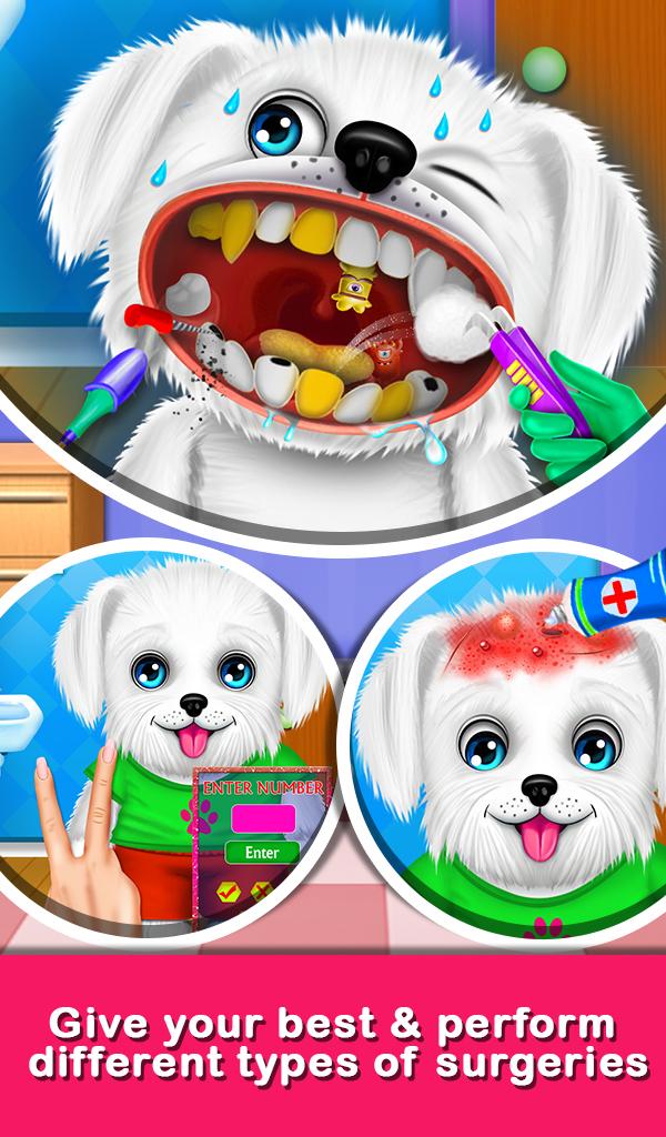 Puppy Surgery Hospital Pet Vet Care DayCare