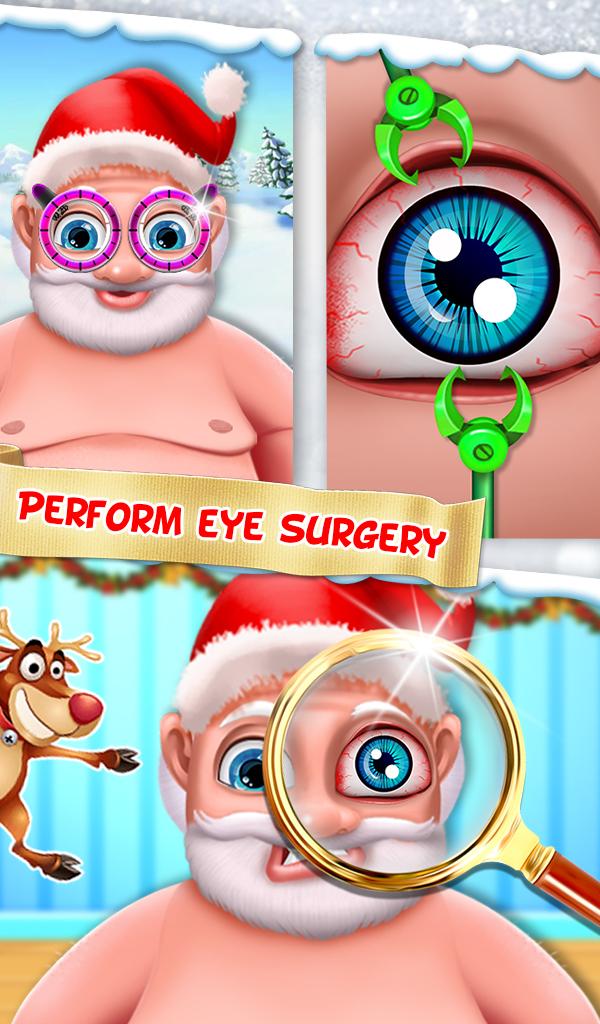 Santa's Virtual Multi Surgery Hospital