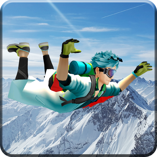 Sky Diving Championship: Air Stunts Simulator