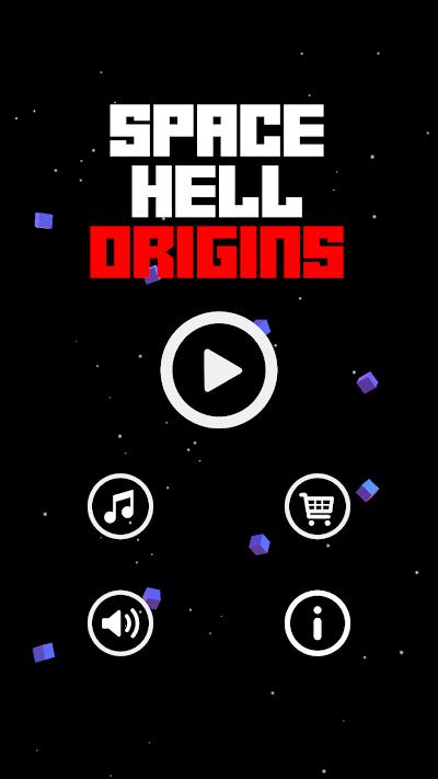 Space Hell Origins