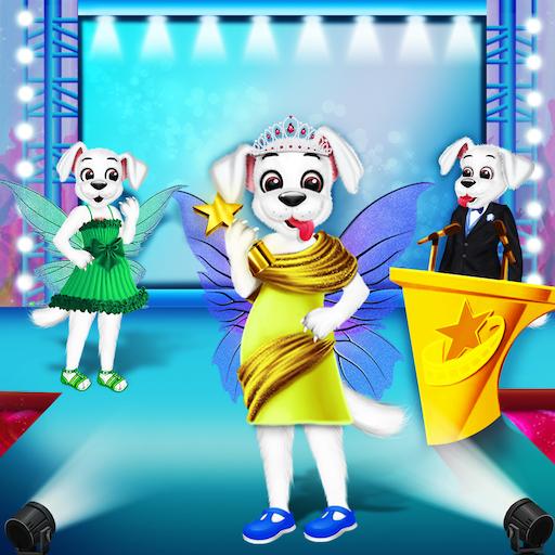 Superstar Puppy Fashion Award Party