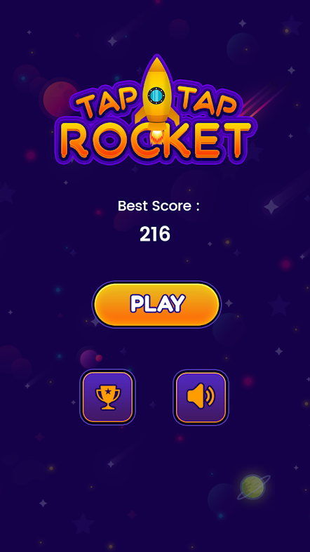 Tap Tap Rocket for Android