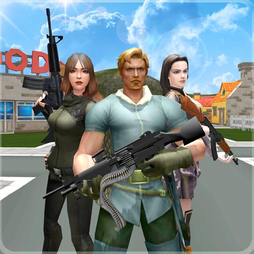 The Elite Commando War Assault Shooting Battle