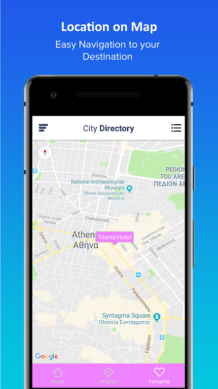 Athens City Directory