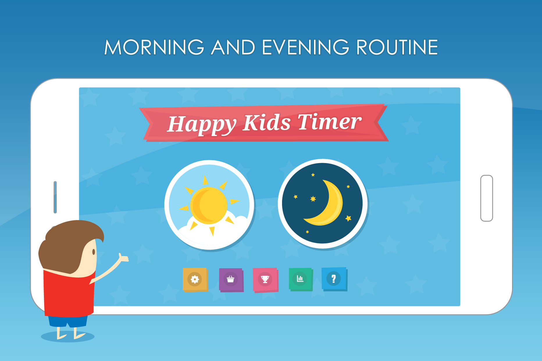Happy Kids Timer