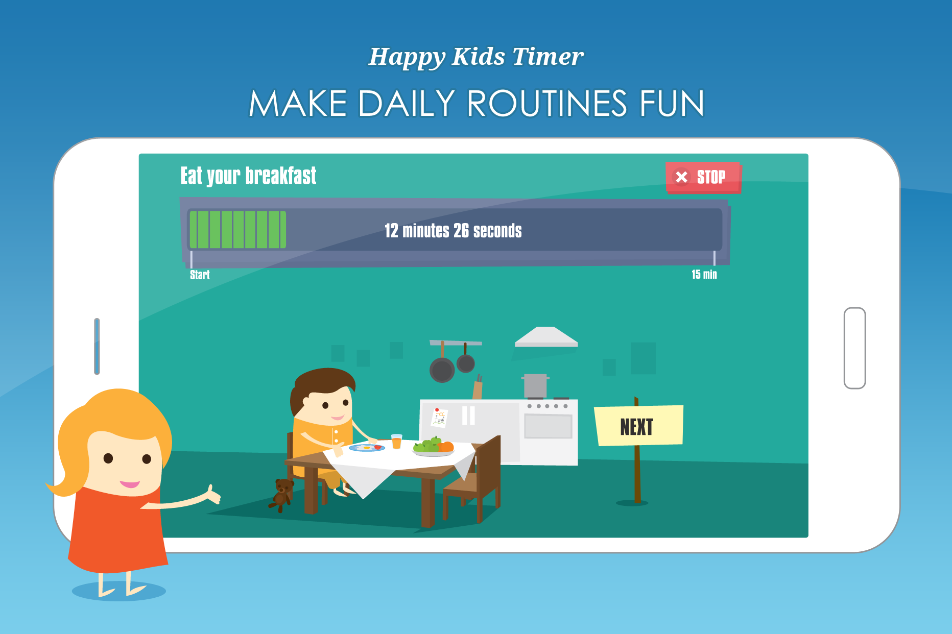 Happy Kids Timer