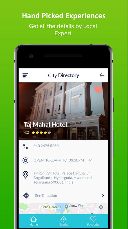 Hyderabad City Directory