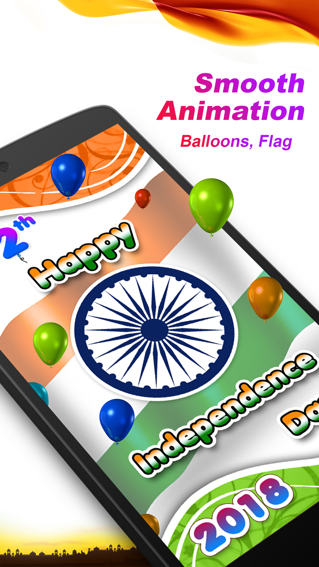Indian Flag Live Wallpaper Independence Day