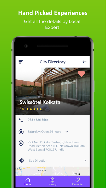 Kolkata City Directory