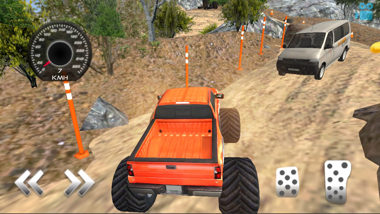 Offroad Drive Mountain Adventure