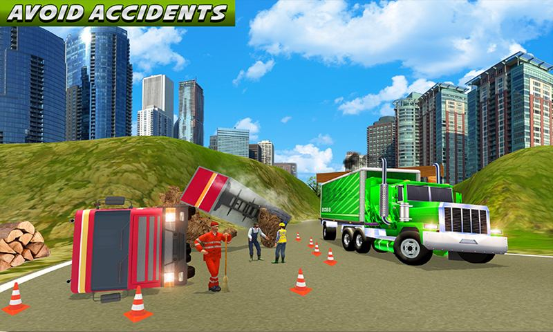 Offroad Driving Heavy Truck Simulator