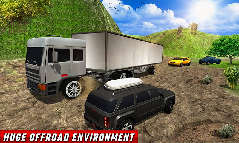 Offroad Pro Truck Driving 2018 Simulator