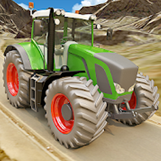 Offroad Tractor Cargo Transporter 2018