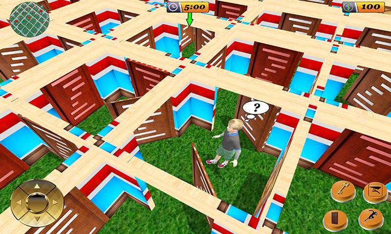 Summer Adventures: Kid's Puzzle