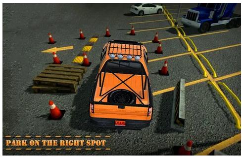 Suv Car Parking