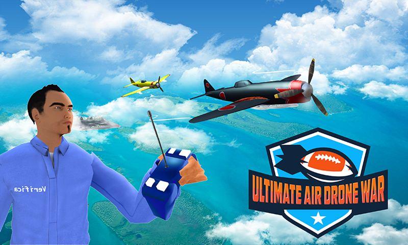 Ultimate Air Drone War