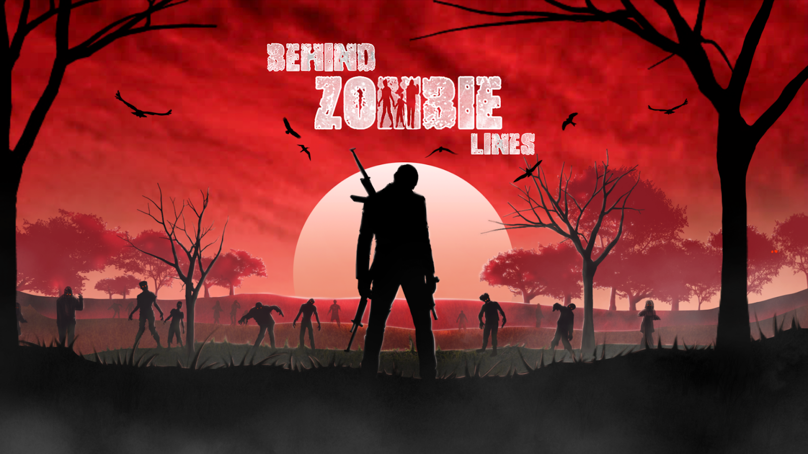 Behind Zombies Lines