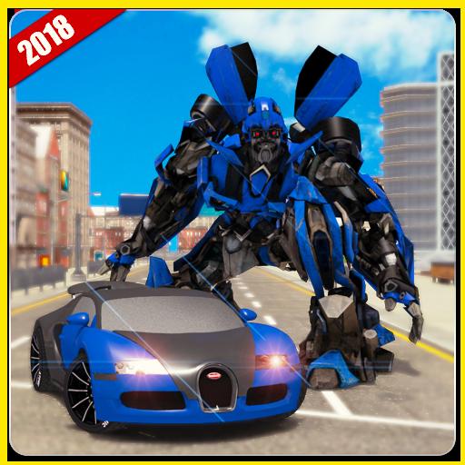 Car Robot Transformation 18: Robot Horse Game