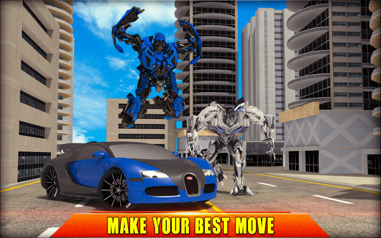 Car Robot Transformation 18: Robot Horse Game