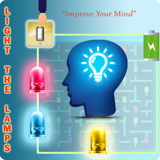 Complete Circuit & Light The Lamps – Android Brain Game