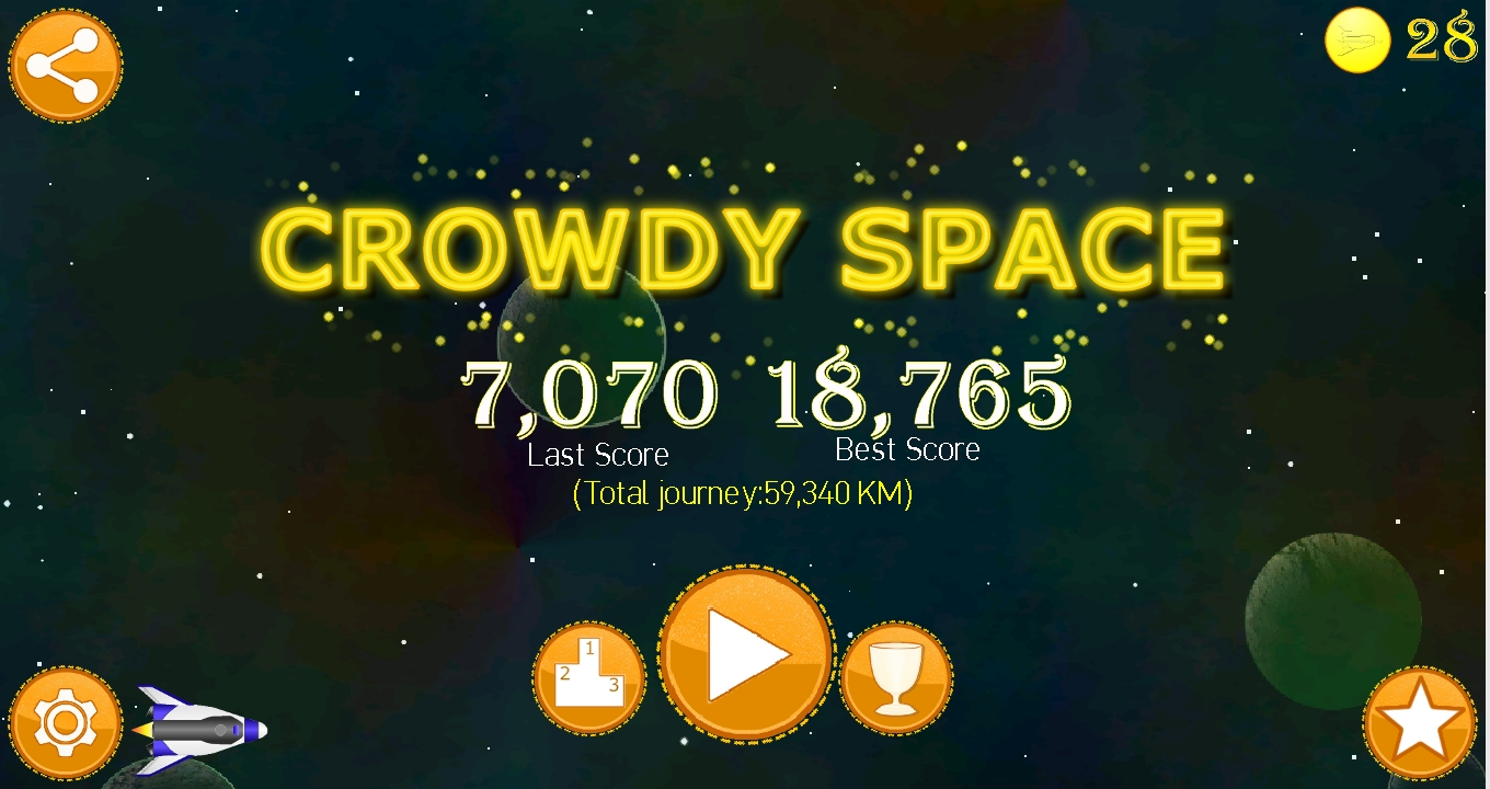 Crowdy Space