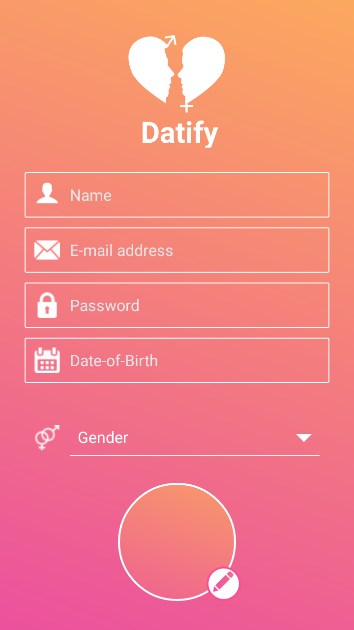 Datify - Dating App