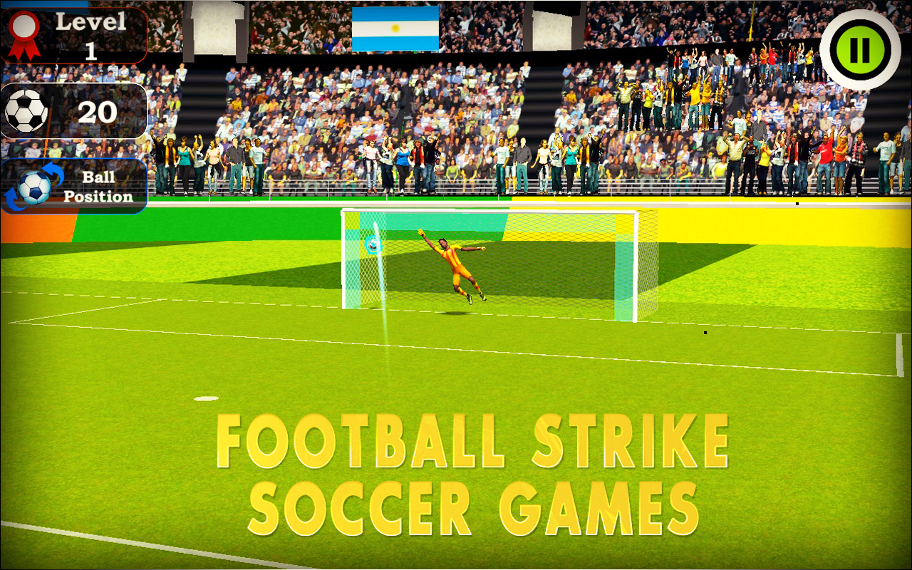 Football Strike Soccer Game 2018