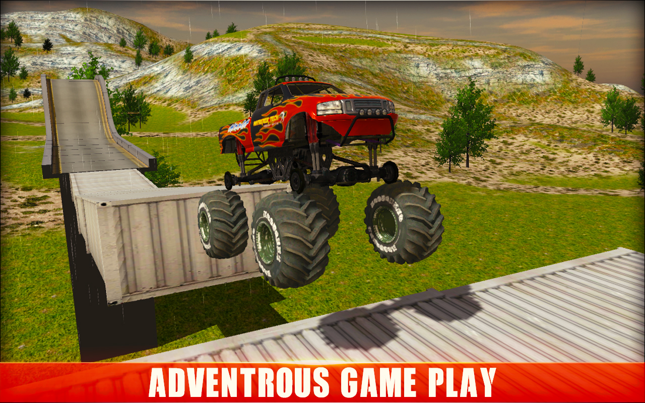 MMX Offroad Car Driving Simulator