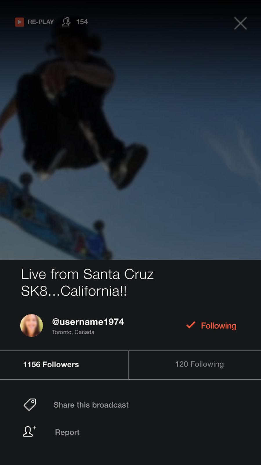 Peeks Social - Live Video